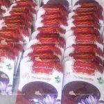 فروش زعفران بسته بندی شده