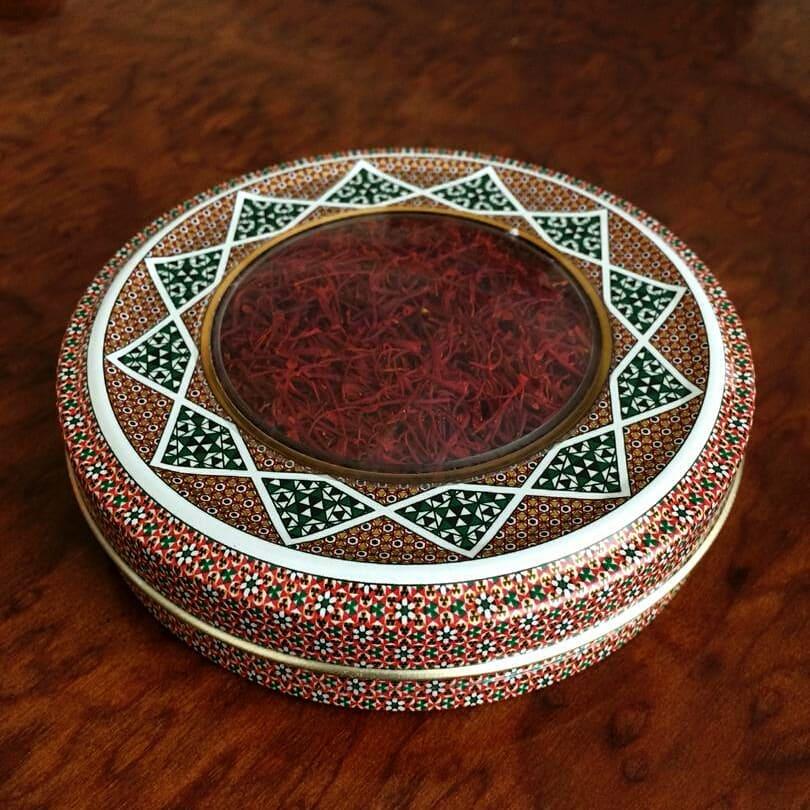 خرید زعفران با بسته بندی شیک